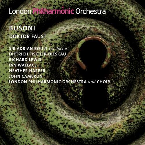 Busoni: Doktor Faust by Richard Lewis