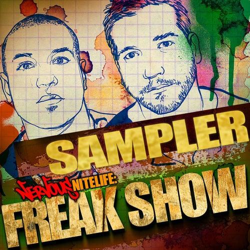 Nervous Nitelife: Freak Show SAMPLER by Various Artists