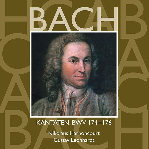 Bach, JS : Sacred Cantatas BWV Nos 174 - 176 by Various Artists