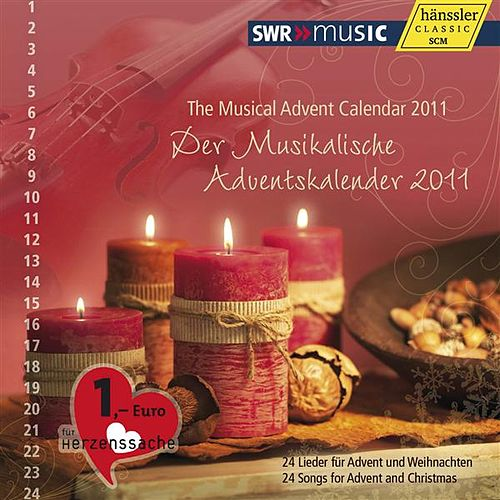 The Musical Advent Calendar 2011 by Various Artists