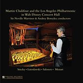 Martin Chalifour and the Los Angeles Philharmonic in Walt Disney Concert Hall by Various Artists