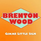 Gimme Little Sign by Brenton Wood