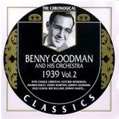 1939 Vol. 2 by Benny Goodman