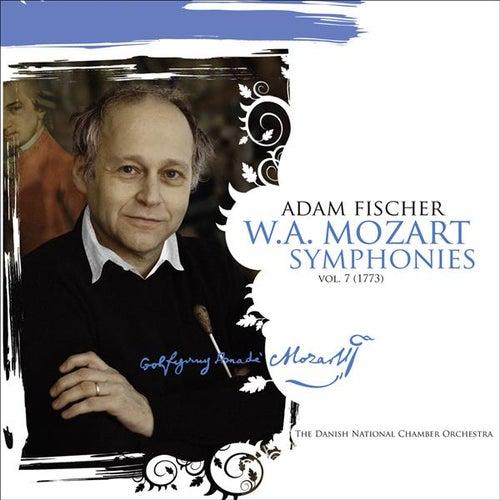 Mozart, W.A.: Symphonies, Vol.  7  - Nos. 22-25, 27 by Adam Fischer