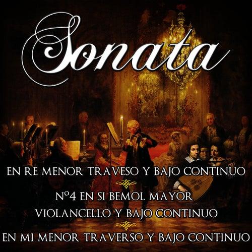 Antonio Vivaldi. Sonatas Para Violoncello, Bajo Continuo Y Traverso by Antonio Vivaldi