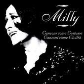 Canzoni Come Costume, Canzoni Come Civilta' by Milly