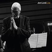 Jon Lord Live by Jon Lord