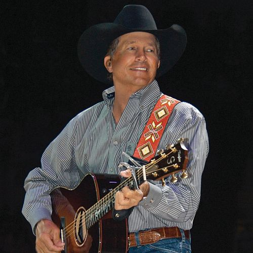 Here for a Good Time - Single by George Strait