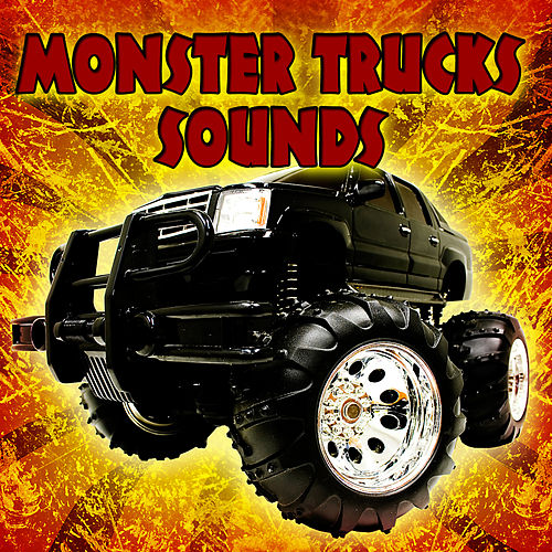 Monster Trucks Sounds by Sound Effects Library