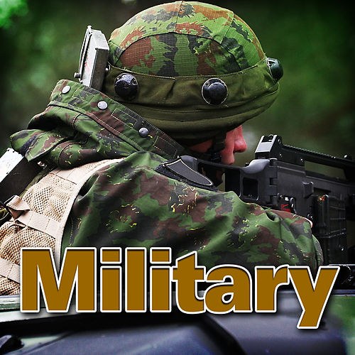 Military by Dr. Sound Effects SPAM