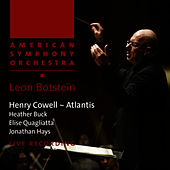 Cowell: Atlantis by American Symphony Orchestra