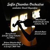 Purcell - Bach - Roussel - Popov: Selected Works by Sofia Chamber Orchestra