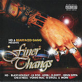 Bearfaced Gang Presents: Finer Thangs by Various Artists