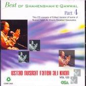 Best of Shahenshah-E-Qawwal Part 4 by Nusrat Fateh Ali Khan