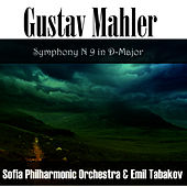 Gustav Mahler: Symphony No 9 in D-Major by Sofia Philharmonic Orchestra