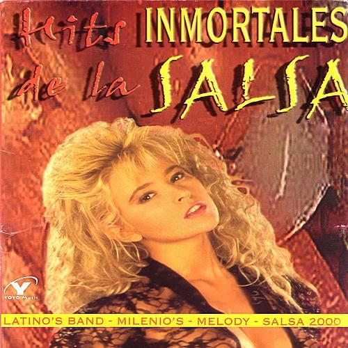 Hits Inmortales De La Salsa by Various Artists