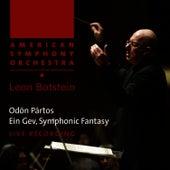 Pártos: Ein Gev, Symphonic Fantasy by American Symphony Orchestra