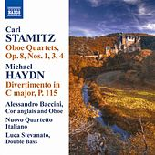 Stamitz, C.: Oboe Quartets, Op. 8, Nos. 1, 3, 4 / Haydn, M.: Divertimento in C Major by Alessandro Baccini
