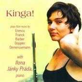 Kinga! Plays Flute Music by Kinga Prada