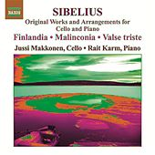 Sibelius: Original Works and Arrangements for Cello and Piano by Various Artists