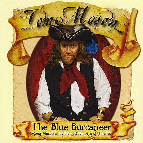 The Blue Buccaneer by Tom Mason