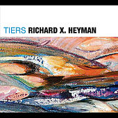 Tiers by Richard X. Heyman