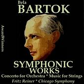 Bartok, Vol. 2 : Symphonic Works (AwardWinners) by Chicago Symphony Orchestra