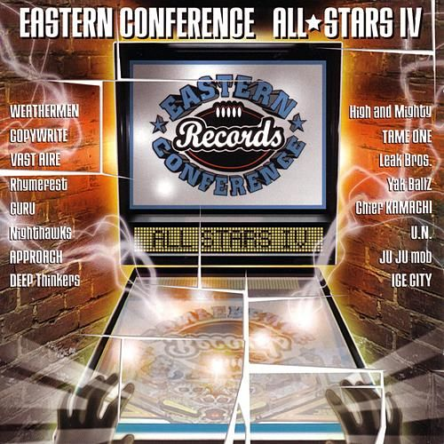 Eastern Conference All-Stars IV by Various Artists