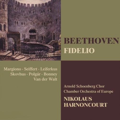 Beethoven : Fidelio by Nikolaus Harnoncourt