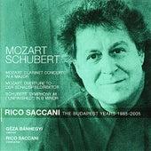 Mozart: Clarinet Concerto, Overture to Der Schauspieldirektor - Schubert: Symphony No. 8 by Various Artists
