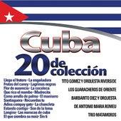 Cuba 20 de Coleccion by Various Artists