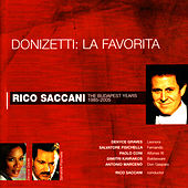 Donizetti: La Favorita by Rico Saccani