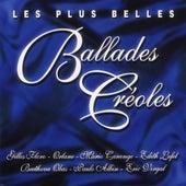 Les plus belles ballades créoles by Various Artists
