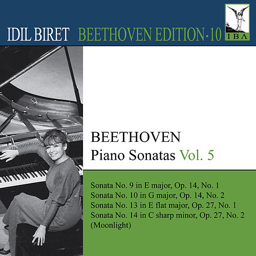 Beethoven: Piano Sonatas, Vol. 5 by Idil Biret