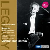 Rubinstein: Live in Zurich 1966 by Various Artists