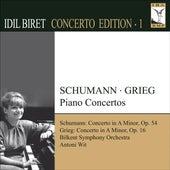 Schumann, R.: Piano Concerto / Grieg, E.: Piano Concerto by Idil Biret