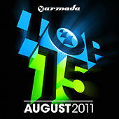Armada Top 15 - August 2011 by Various Artists