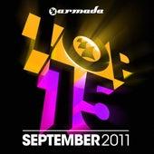 Armada Top 15 - September 2011 by Various Artists