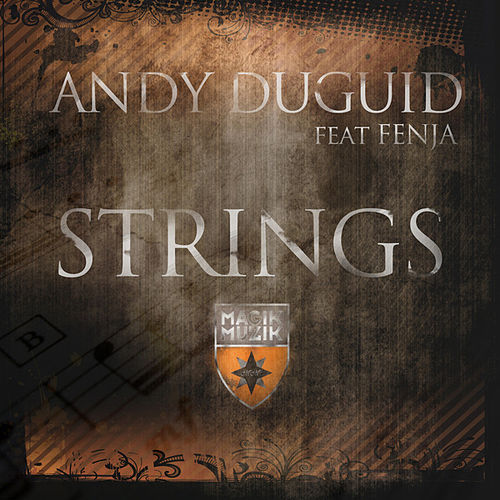 Strings by Andy Duguid