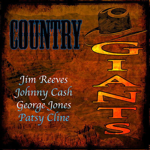 Country Giants by Various Artists