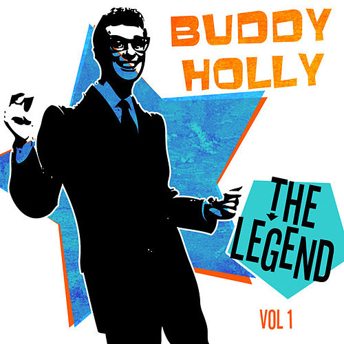 Buddy Holly - The Legend - Volume 1 by Buddy Holly
