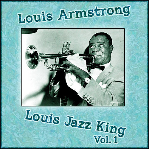 Louis Jazz King - Volume 1 by Lionel Hampton
