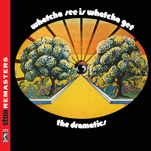 Whatcha See Is Whatcha Get [Stax Remasters] by The Dramatics
