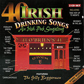 40 Irish Drinking Songs (disk 2 Of 2) by The Jolly Beggarmen