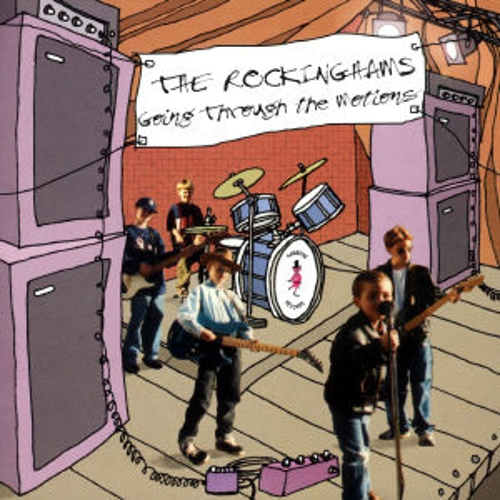 Going Through The Motions by The Rockinghams