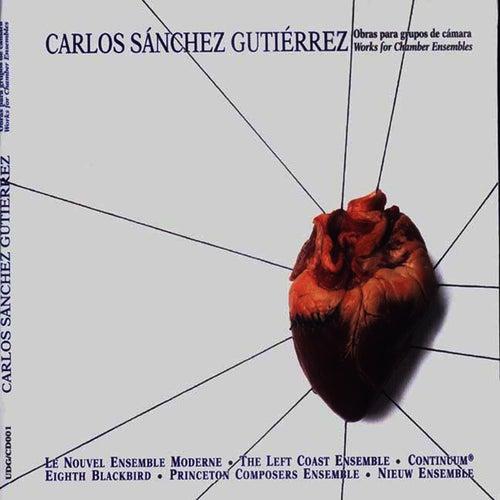 Obras Para Grupos De Camara by Carlos Sanchez Gutierrez