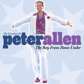 The Very Best Of Peter Allen... by Peter Allen