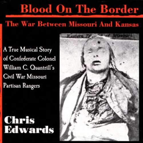 Blood On The Border by Chris Edwards