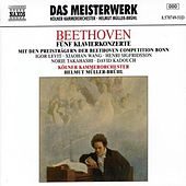 Beethoven: Piano Concertos Nos. 1-5 by Helmut Muller-Bruhl