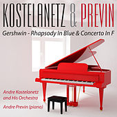 Kostelanetz & Previn  Play Gershwin - Rhapsody In Blue & Concerto In F (Digitally Remastered) by Andre Previn (2)